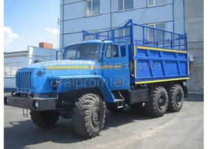 Самосвал Урал 55571 (58312C)