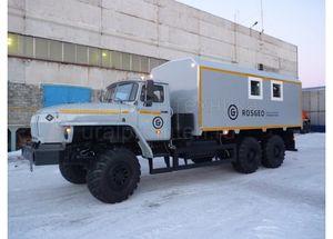 ПАРМ - Урал-4320 (69022O)