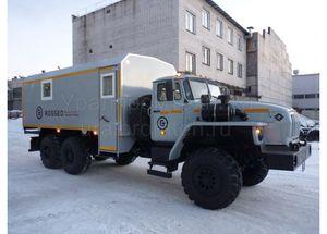 ТБМ - Урал-4320 (69022O)